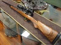 CUSTOMED MAUSER ACTION BY JIM COFFIN OF OREGON 338Win Mag