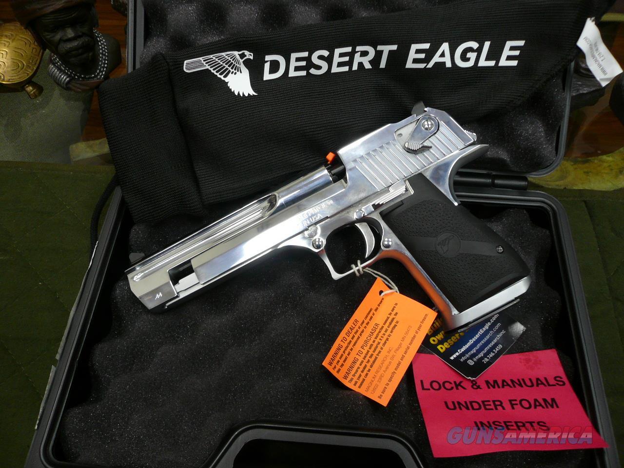 Promag 44mag 8rd Bl fits Desert Eagle 44mag