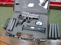 P229 (MADE IN GERMANY) 40SW with 22LR CONVERSION KIT (CA-PPT-OK)