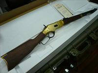 "1886 SHORT RIFLE( BRASS ACTION) 20"" 44-40WIN NIB"