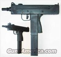 2 NEW Cobray M11 SMG Style 9mm Pistols Lot of TWO