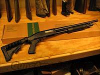 New Mossberg Maverick Tactical 12ga Shotgun T6 18.5""