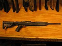 Ruger 10/22 22lr Semi Auto Rifle With AR 15 Style Tapco T6 Stock