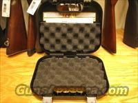 NEW Glock Box Case w/ Manual 17 19 21 22 23 26 27