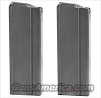 2 Springfield M14 Magazines 308 30rd Steel M1A MAG