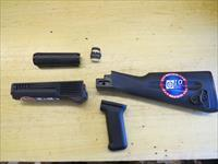 AK-47 Stock Set New Black Poly Complete AK47 Stock
