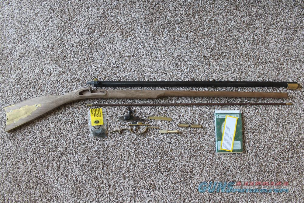 Pedersoli Kentucky  50 cal Percussion Rifle Kit