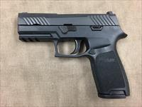 Sig Sauer P320 Carry .45 w/ (2) 9 Round and SIGLITE Night Sights