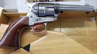 Taylor & Co. 1873 Edition Cattleman Floral Engraved .45 Long Colt Revolver