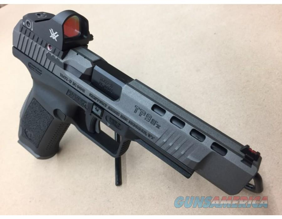 Canik TP9SFX 9mm w/ Warren Tactical Sights