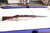 Type 1 Carcano 6.5 Jap Blued VG