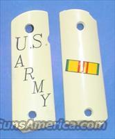 Vietnam Service Colt 1911 Officers Model Grips