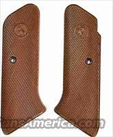 Colt Woodsman 1st Series, Military Grips