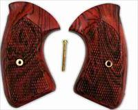 Colt Detective Special 3rd Model Cocobolo Rosewood Grips