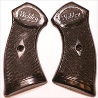 Webley Scott MKlV  Military & Civilian (Police) Model Grips