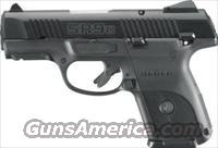 Ruger SR9C 9MM Pistol in Black finish