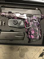 SCCY Muddy Girl 9MM Pistol