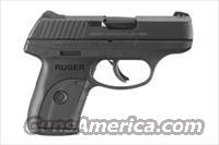 RUGER LC9S Stricker Fired 9MM Pistol