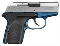 Remington RM380 Pistol w/Blue Frame