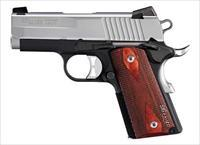 SIG SAUER® 1911 ULTRA COMPACT - TWO-TONE FINISH