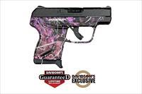 Ruger LCP II Muddy Girl Camo 380ACP Pistol