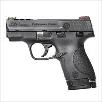 SMITH & WESSON M&P SHIELD 40 S&W PISTOL from PERFORMANCE CENTER PORTED