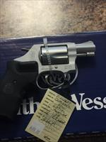 Used S&W Model 637 38SPL Revolver w/Laser Grip