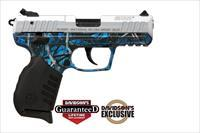 Ruger SR22 Moon Shine Reduced Undertow Camo 22LR Pistol
