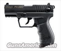 Walther PK380 in 380ACP