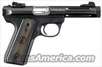 Ruger 22/45 22LR w/threaded barrel