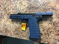Kel Tec PMR 30 22 Magnum Pistol - Navy Blue and Black Edition