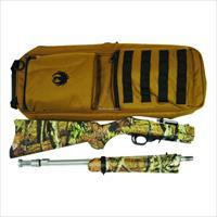 Ruger 10/22 Takedown Rifle in Stainless and Camo