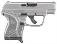 Ruger LCP II 380 Pistol in Savage Silver