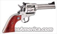 "Ruger Single Six 22LR/22M 4-5/8"" Barrel"