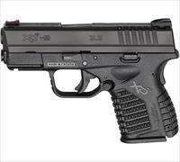 Springfield XD-S 9MM Pistol Package