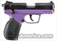 Ruger SR22 in Purple