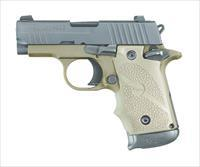 Sig Sauer P238 380ACP Pistol w/Flat Dark Earth Rubber Grip