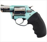Charter Arms Tiffany Blue 38SPL Revolver