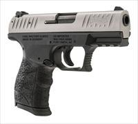 Walther CCP 9MM Pistol w/Stainless Slide