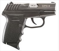 SCCY CPX3 380ACP Pistol