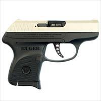 Ruger LCP 380ACP Pistol w/Gold Cerekote Slide