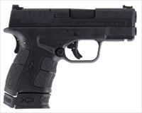 Springfield XD-S 45ACP Pistol w/Carry Package and 4 Mags
