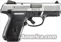 Ruger SR9C Stainless 9MM Pistol