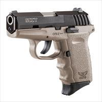 SCCY 9MM Flat Dark Earth Pistol