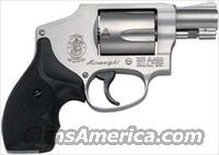 S&W Model 642 Airweight 38SPL Revolver
