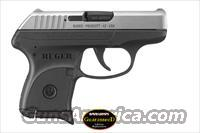 Ruger LCP Stainless Slide