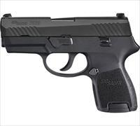 Sig Sauer P320 Subcompact 9MM w/Night Sights