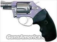 Charter Arms Lavender Lady 38SPL + P 5 - shot Revolver
