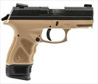 Taurus TH9c 9MM Pistol - FDE Frame