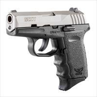 SCCY CPX-2 9MM Pistol w/Stainless Slide